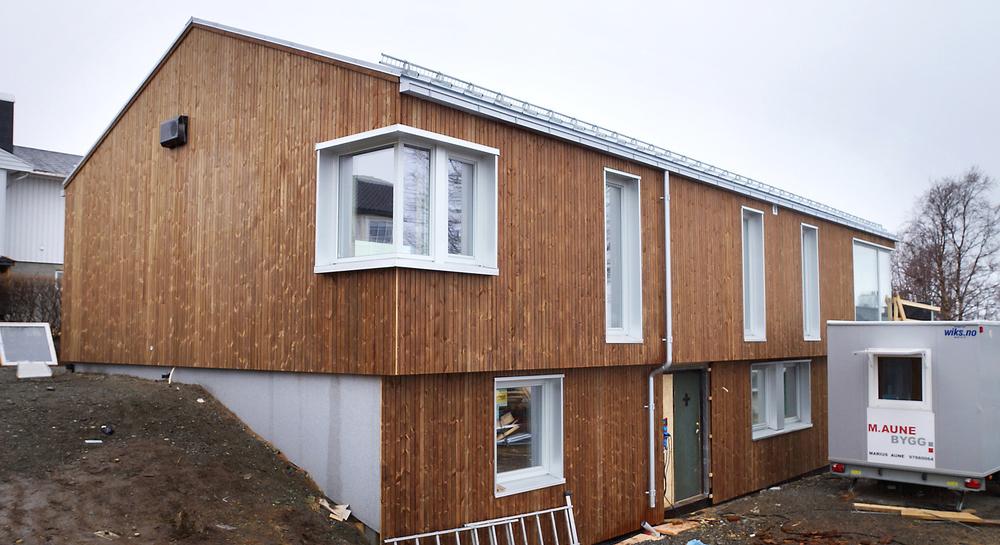 Nå blir det lettere å få støtte til å oppgradere boligen