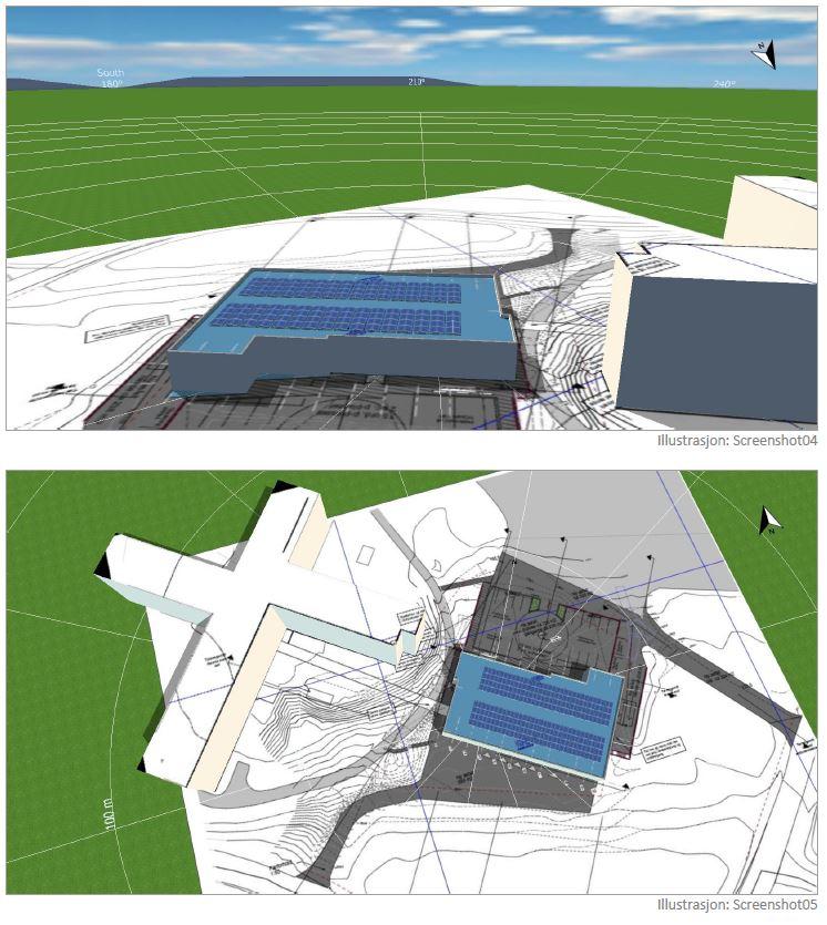 Prosjektering av solcelleanlegg gjøres i samarbeid med din lokale elektroentreprenør. Brødrene Helgesen har levert mange anlegg i ulike størrelser.